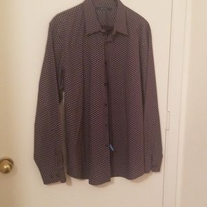 Perry Ellis XL Mens Shirt